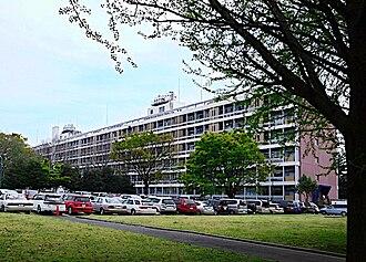 Riken - Main Research Building in Wako