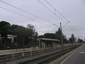 River Oaks station - River Oaks Station, 2012