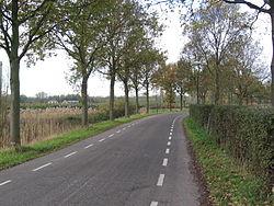 https://upload.wikimedia.org/wikipedia/commons/thumb/2/29/Road_towards_Houten.JPG/250px-Road_towards_Houten.JPG