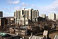 Robarts Library viewed from University College Tower, University of Toronto, 1987 - panoramio.jpg