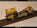 Robel Bullok BAMOWAG 54.22 Track Maintenance Vehicle - DB Bahnbau Kibri 16100 Modelismo Ferroviario Model Trains Modelleisenbahn modelisme ferroviaire ferromodelismo (11696747836).jpg