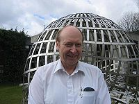 Robert Charles Vaughan at Oberwolfach 2008.jpg