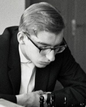 Robert Hübner - Hübner at Porz in 1966