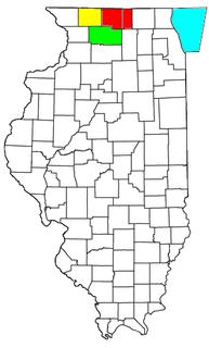 Rockford metropolitan area, Illinois metropolitan statistical area of the United States