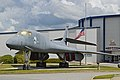 Rockwell B-1B Lancer '86-098 - GA' 'Midnight Train' (11295923494).jpg
