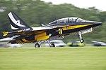 Rokaf T-50 (Black Eagles) (7544331590).jpg