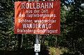 Rollbahn Wanderweg entlang der alten Stollenanlagen, Mölltal, Kärnten.jpg