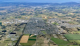 Rolleston, New Zealand Town in South Island, New Zealand
