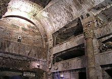 La cripta dei Papi