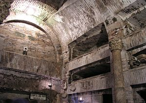 Catacomb of Callixtus - The Crypt of the Popes