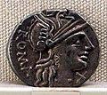 Roma, repubblica, denario di c. minucius augurinus, 134 ac..JPG