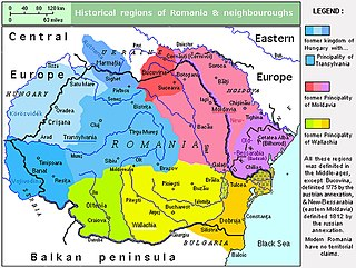 history of Romania from teh withdrawal of the Romans to to Mongol Empire