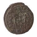 Romerskt bronsmynt, 276-282 - Skoklosters slott - 100193.tif
