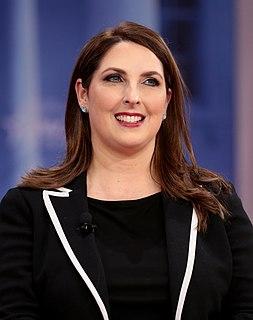 Ronna McDaniel American political operative