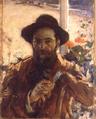 Roque Gameiro (1904) - José Malhoa (Museu José Malhoa).png