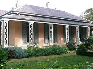 John Verge - Rose Bay Cottage