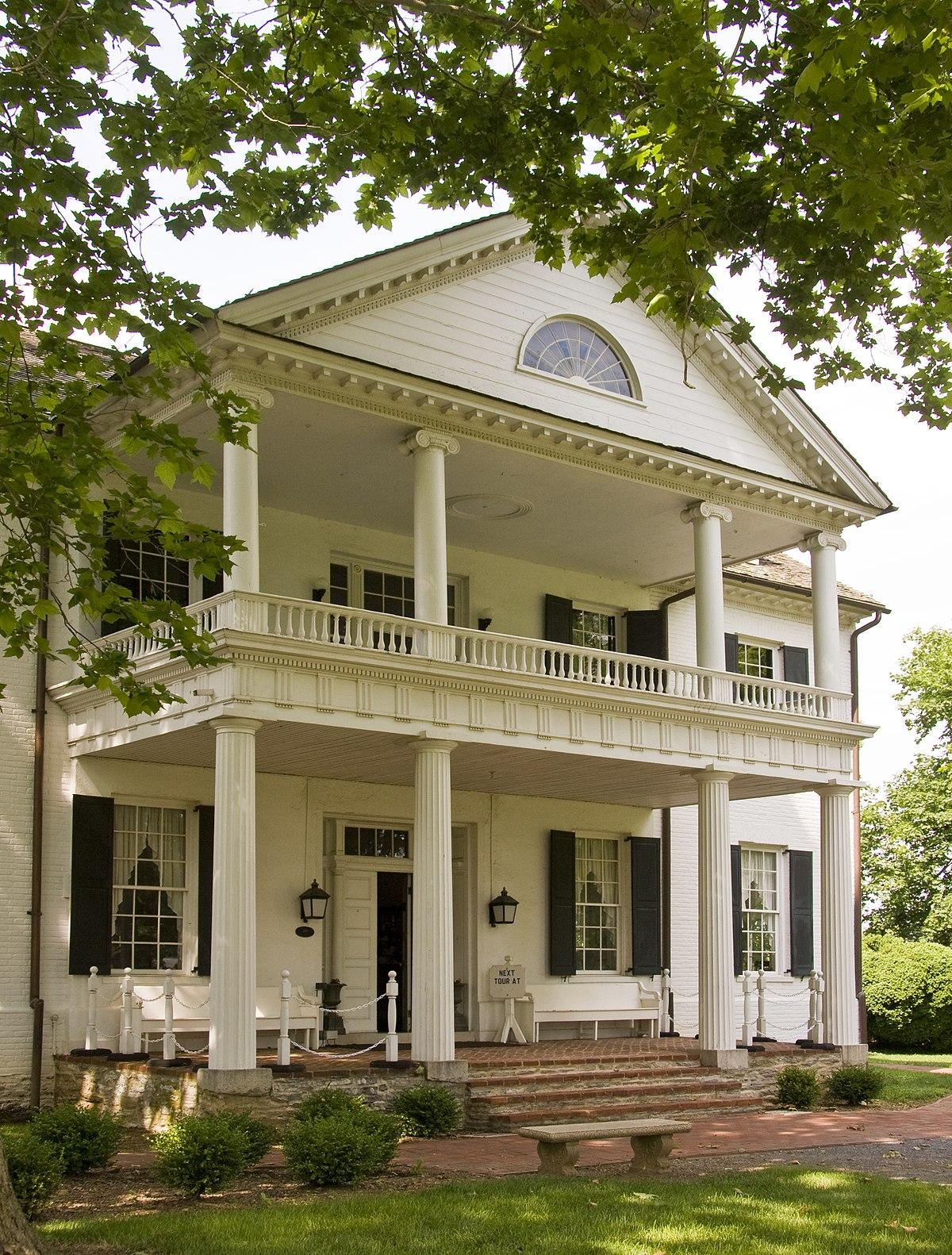 Rose Hill Manor - Wikipedia