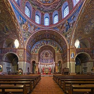 Steglitz - Rosary Church (Rosenkranz-Basilika)