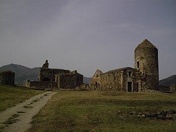 Monasterio Santa María de Rosas