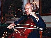 Rostropovich with BACHBow 1999.jpg