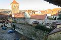 Rothenburg ob der Tauber, Stadtmauer, Röderschütt 4, 001.jpg