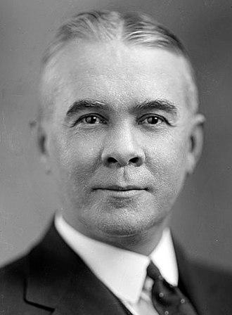 Nebraska's 1st congressional district - Image: Roy H Thorpe