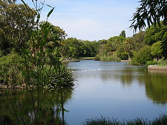 Royal Botanic Gardens Victoria - Ornamental Lake