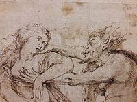 Rubens Satyrs chasing nymphs (detail) 01.jpg