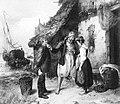 Rudolf Jordan Heiratsantrag auf Helgoland 1834.jpg