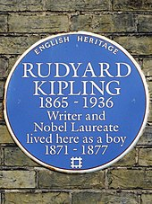 photograph about If by Rudyard Kipling Printable called Rudyard Kipling - Wikipedia