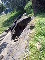 Ruins at Mandapeshwar above the caves 09.jpg