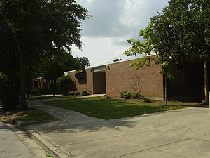 Second Ward, Houston - Rusk K-8 School