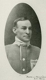 Rusty Crawford Canadian ice hockey player