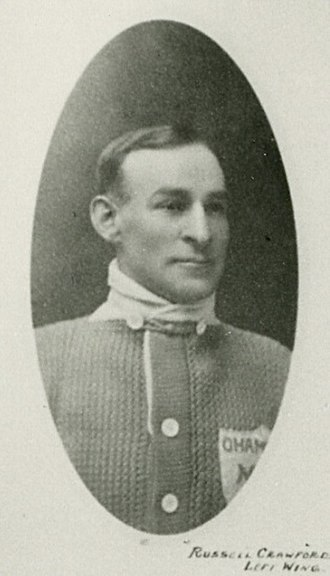 Rusty Crawford - Crawford with the Toronto Arenas
