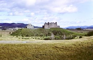 George Wade - Ruthven Barracks, Kingussie