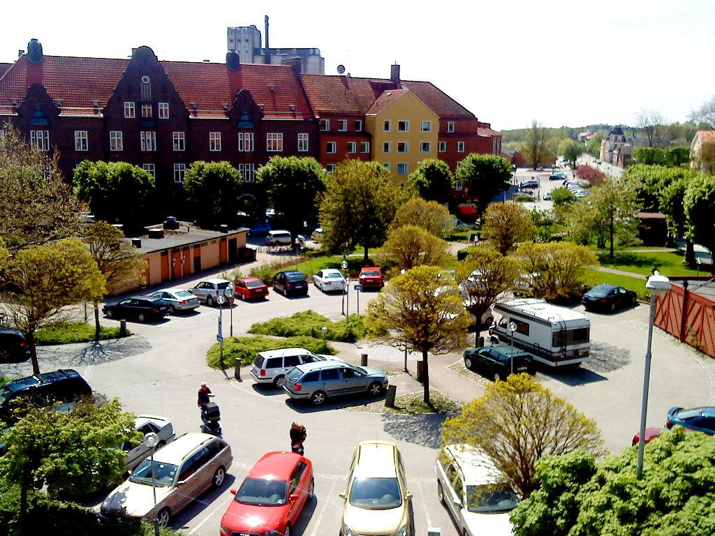 Sölvesborg city, bike rental