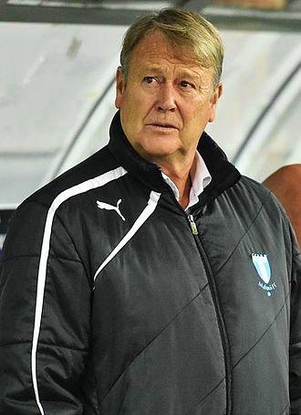Åge Hareide - Hareide as the head coach for Malmö in 2015