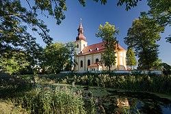 SM Wilkszyn kościół św Wawrzyńca (6) ID 597197.jpg