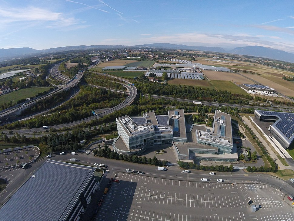 STMicroelectronics-building