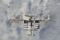 STS-133 International Space Station after undocking 4.jpg
