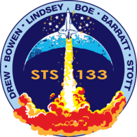 https://upload.wikimedia.org/wikipedia/commons/thumb/2/29/STS-133_patch.png/200px-STS-133_patch.png