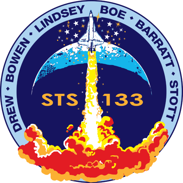 Datei:STS-133 patch.png