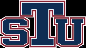 St. Thomas University (Florida) - Image: STU Logo Letters