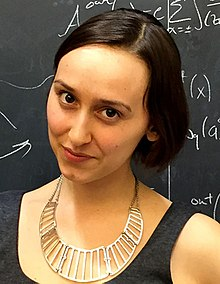 Sabrina Gonzalez Pasterski 2014.jpg