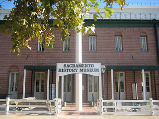 museum in Sacramento, California