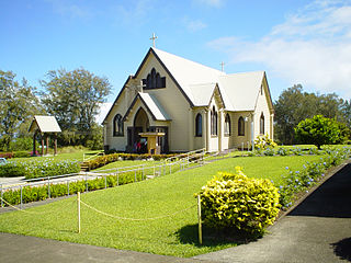 church building in Hawaii, United States of America