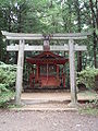 Sacred arch, HOSSHINMON-oji.JPG