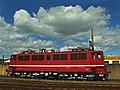 Saechsisches Eisenbahnmuseum - gravitat-OFF - Elektrolok Baureihe 142 (ex. DR 242).jpg