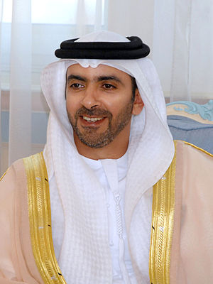 Abu Dhabi Police -  Lt. General Sheikh Saif bin Zayed Al Nahyan, Deputy Prime Minister and Minister of Interior.