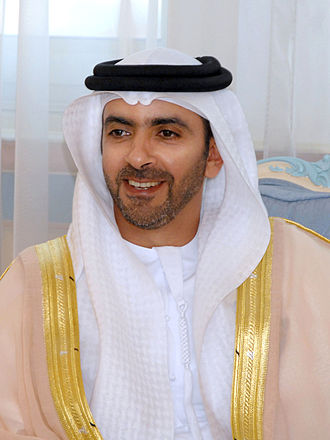 Baniyas Club - Sheikh Saif bin Zayed Al Nahyan, the current President of Baniyas SC